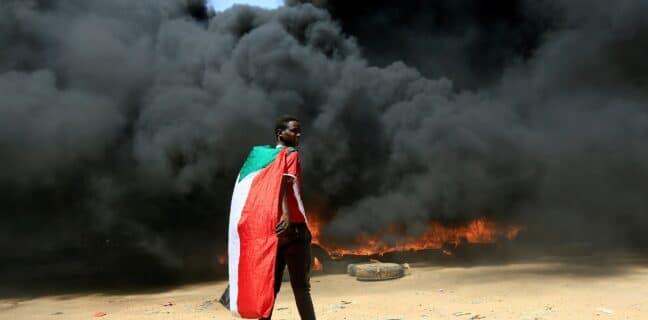 Puč v Súdánu