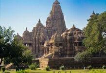 Khajuraho, Indie