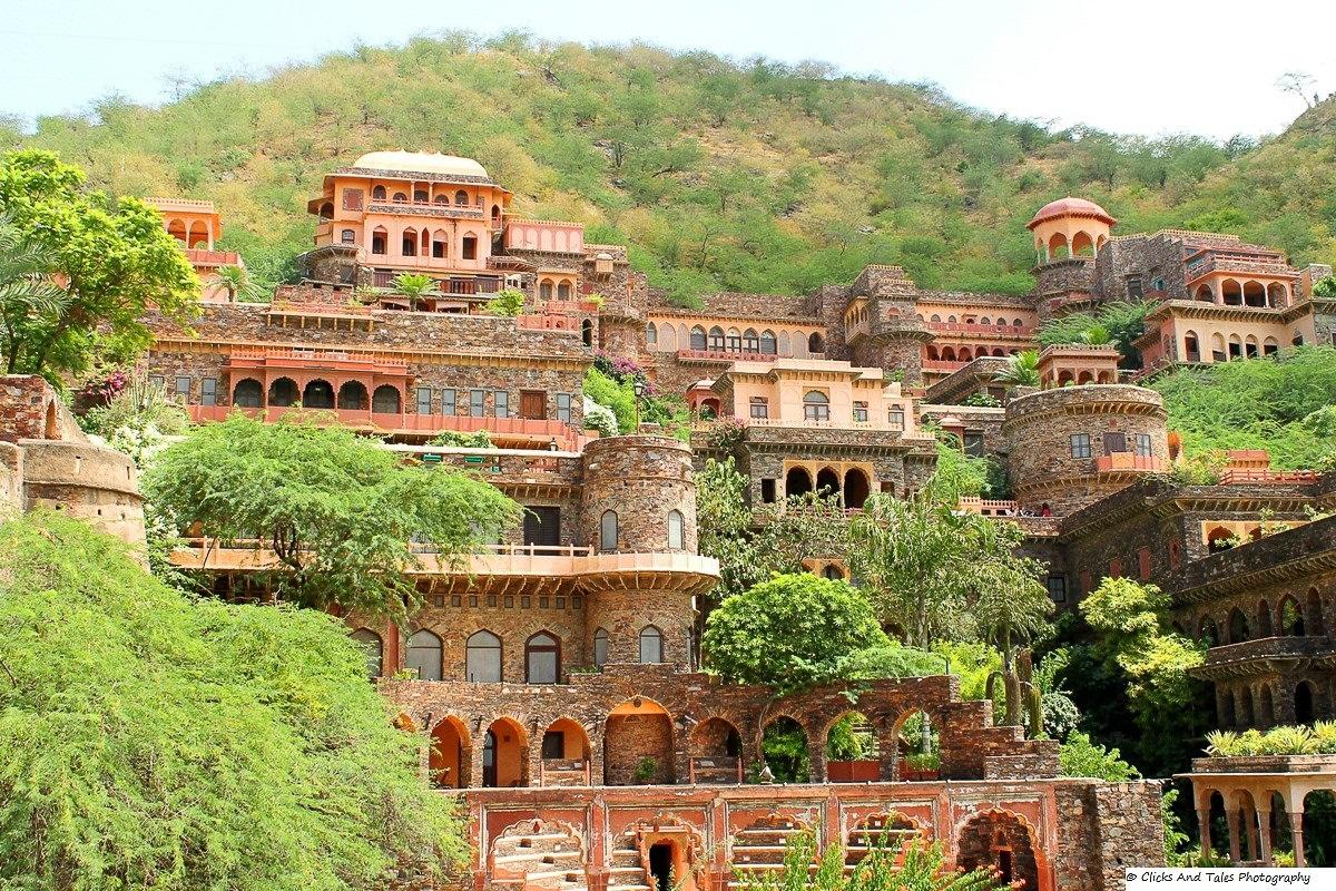 Která místa v Indii navštívit