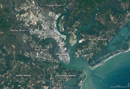 NASA vypustila Landsat 9