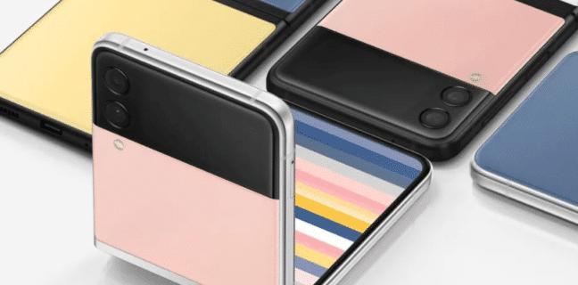 Galaxy Z Flip 3 Bespoke