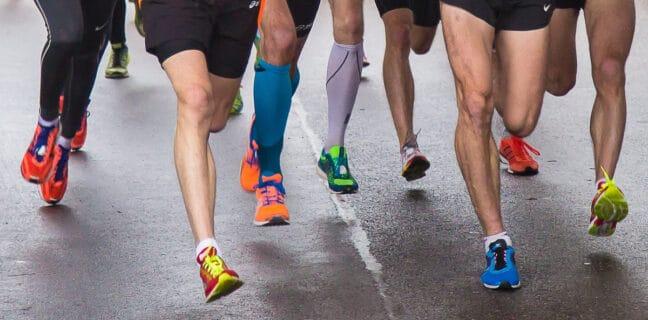 Výhody skupinového běhu